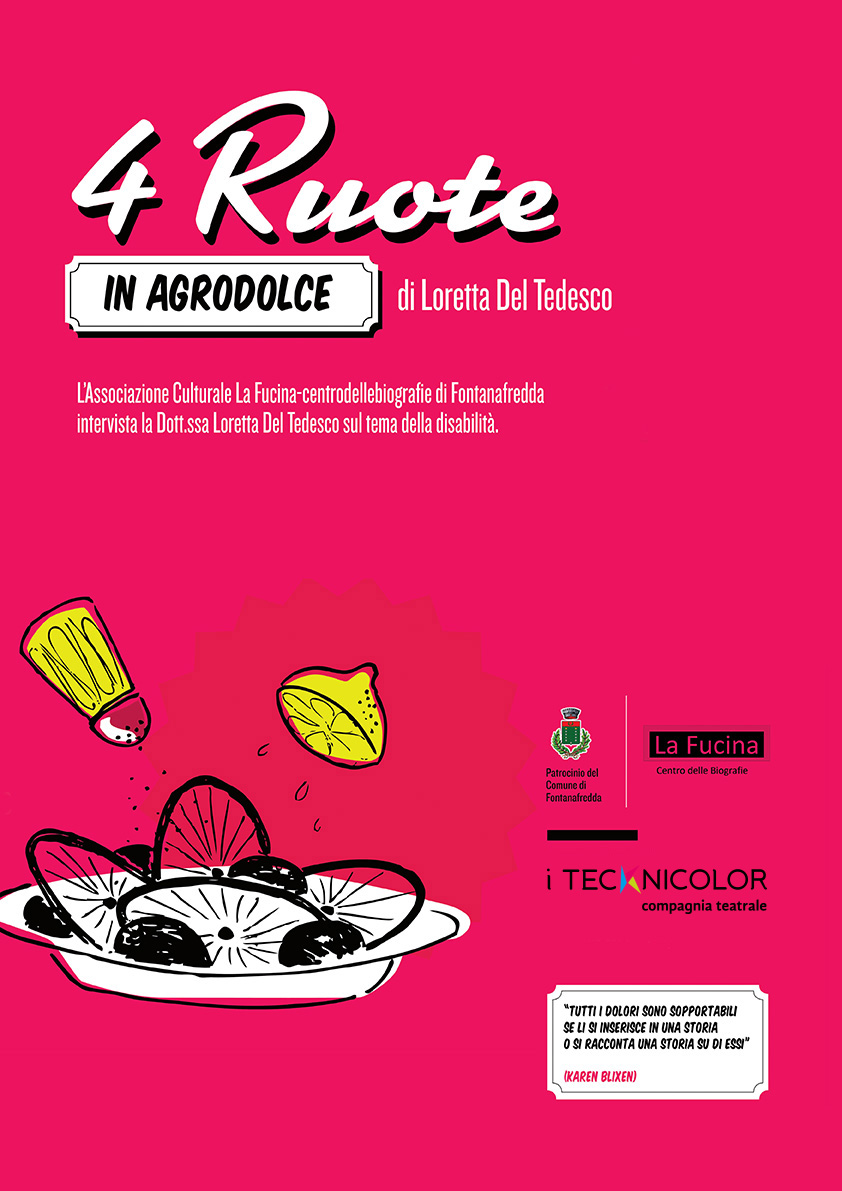 4 ruote in agrodolce